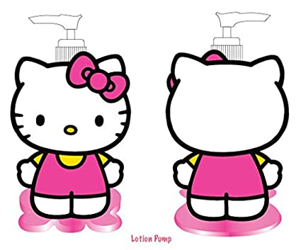 Hello Kitty de jardín Kitty Loción/dispensador de jabón