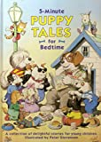 5-Minute Puppy Tales, Random House Value Publishing Staff, 0517142414