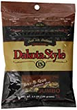 Dakota Style Jumbo In-Shell Sunflower Seeds, BBQ, 5.5 Ounce (Pack of 12)