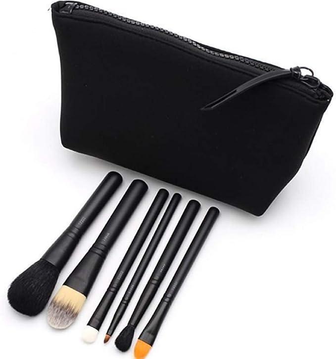 MAC, Set de brochas para maquillaje - 7 piezas: Amazon.es: Belleza