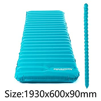 Amazon.com: Naturehike Inflatable Camp Pad Air Colchón ...