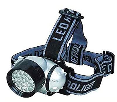 BlueDot Trading 12W Headlamp 12 LED Headlight Torch for Fishing, Mechanic, Inspection, Work and More