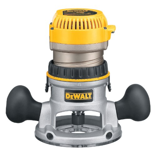 DEWALT Router, Fixed Base, 1-3/4-HP (DW616)