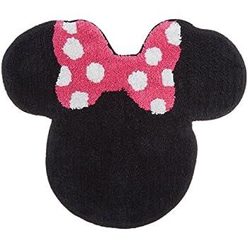 Amazon Com Disney Minnie Mouse Xoxo Black Pink White