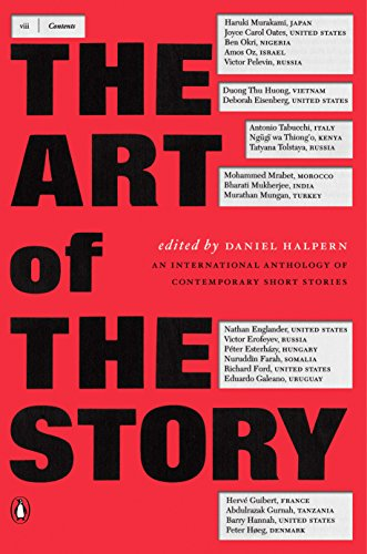 Pdf Reference The Art of the Story: An International Anthology of Contemporary Short Stories