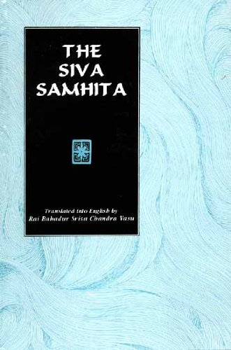 Download The Siva (Shiva) Samhita - Sanskrit text with English trans. ebook