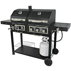 Enjoy the best of both! Are you a grilling aficionado that appreciates the taste that some say can only be achieved cooking over charcoal, or do you prefer the convenience and flavors of grilling with gas? The discussion about which is better...