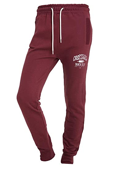 4dad0ca7548c CrossHatch Herren Jogginghose Lakeford  Amazon.de  Bekleidung