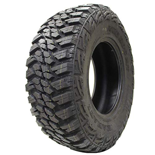 Kanati Mud Hog M/T All Season R Tire-33X12.50R17 120Q