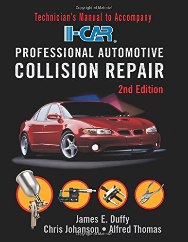 I-CAR Professional Automotive Collision RepairTech Manual, 2E