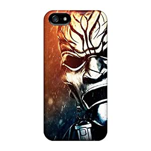 Tpu Case For Iphone 5/5s With 300 Rise Of An Empire Movie 2014