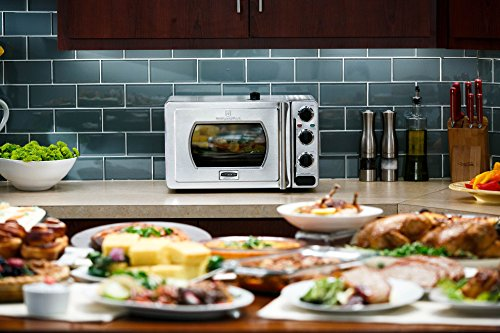 Wolfgang Puck Pressure Oven Essential Series - First and Only Countertop Oven