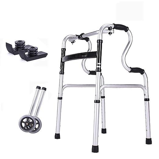 Ayuda Plegable de la Movilidad Que Camina de Aluminio ...