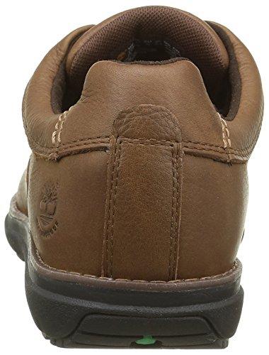 Timberland Barret Park Goretex - Zapatos Hombre Brown