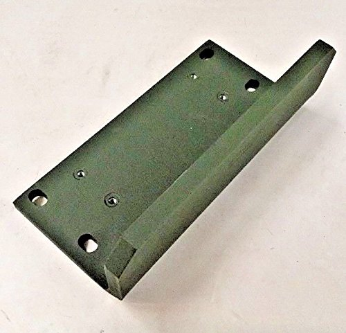Mounting Bracket Aluminum 12361885 M109 Howitzer Tracked OD Green from US Army Tank Automotive Command