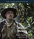img - for The Lost City of Z (Movie Tie-In): A Tale of Deadly Obsession in the Amazon book / textbook / text book