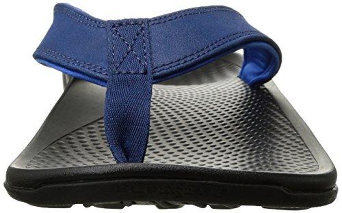 Superfeet Menns Utenfor To Sandal Eiendom Blå / Imperial Blue