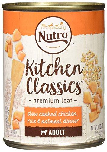 Nutro Adult - Chicken, Rice & Oatmeal Formula- 12x12.5oz