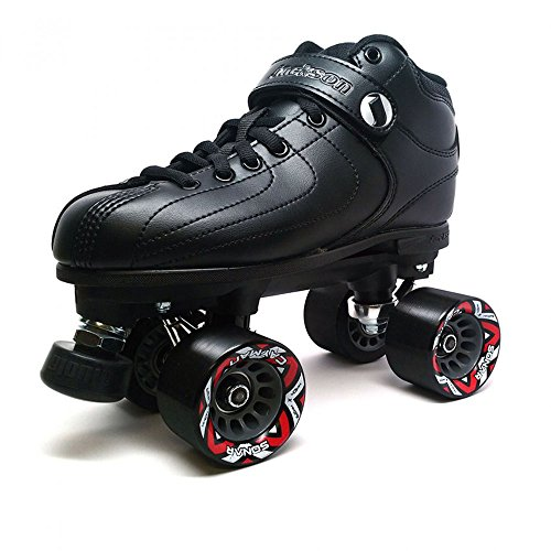 Jackson Phreakskate Ghost Quad Roller Speed Skate - New for
