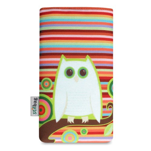 Stilbag Funda MIKA para Sony Xperia Go - Diseño: Funny Owl