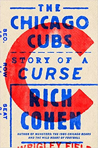 The Chicago Cubs Book Jacket