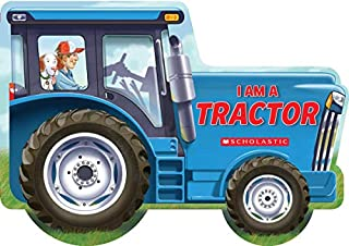 Book Cover: I am a Tractor