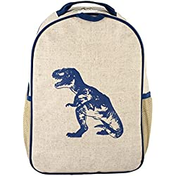 Dino mochila azul–soyoung–Big Kid