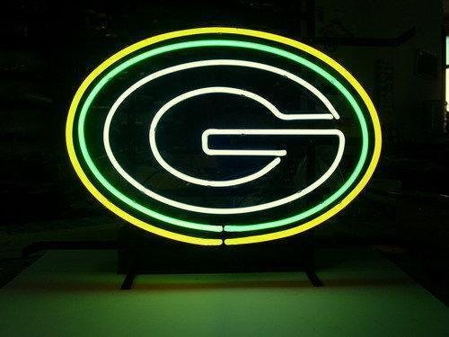 Green Bay Packers Neon Light Packers Neon Light Packers