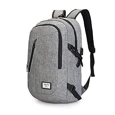 30337fab742c Amazon.co.jp: リュックサック ビジネスリュック 大容量 防水 通勤 通学 旅行 軽量 デイパック メンズ バッグ PCバッグ:  シューズ&バッグ