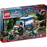 LEGO Jurassic World Raptor Rampage Make Your Own World