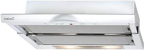 CATA TF-5260 B/N/M - Campana Telescópica Tf5260 Con 3 Velocidades: Amazon.es: Grandes electrodomésticos