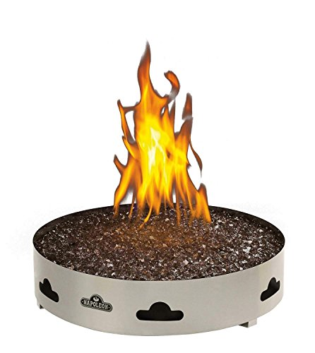 Napoleon Patioflame Propane Gas with Glass (Fire Patioflame Outdoor Pit)