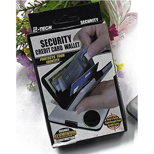 de tarjetas de aluminio 2 Estuche para tech Premium cr Yx1wqRC0On