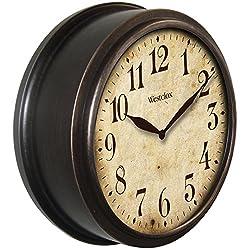 Westclox Classic Wall Clock, EA