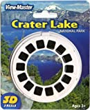Crater Lake, Oregon - ViewMaster 3 Reel Set