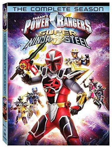 Amazon.com: Power Rangers Super Ninja Steel: The Complete ...