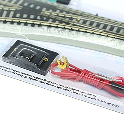 HO SCALE TRAINS 10 R//H BRASS REMOTE SWITCH TRACK TURNOUT $10 EACH FREE SHIPPING