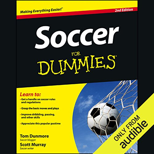 Soccer For Dummies, 2nd Edition
