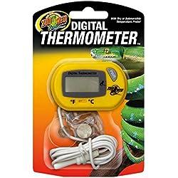 (3 Pack) Zoo Med Digital Terrarium Thermometers