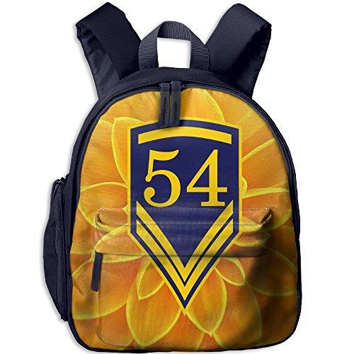 New College Football Uniforms (Mini School Backpack Personalised Custom With 54 For Kindergarten Boy Girl Navy)