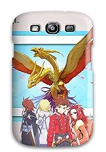 Tara Mooney Popovich's Shop 4379968K22617209 Fashion Tpu Case For Galaxy S3- Tales Of Symphonia Defender Case Cover