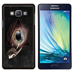 Dragon Case - FOR Samsung Galaxy A7 - Hold out your hand - Caja protectora de pl??stico duro de la cubierta Dise?¡Ào Slim Fit
