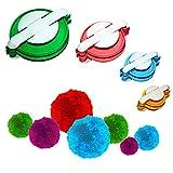 Stark Pompom Pom-pom Maker for Fluff Ball Weaver Needle Craft DIY Wool ...