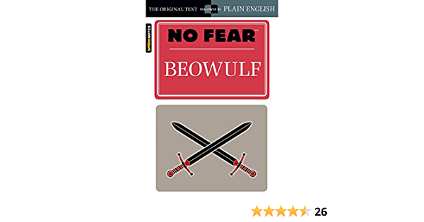 Amazon Com Beowulf No Fear Volume 3 9781454925217 Sparknotes Books Beowulf is dragged to the bottom of the sea by a monster. amazon com beowulf no fear volume 3