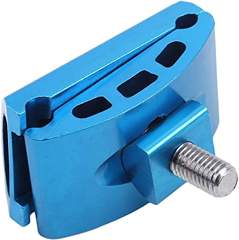 Alloy Bike Seatpost Head Mountain Road Bicycle Saddle Pipe Chuck Screw Clip