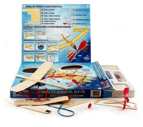 Guillow's Airplane Design Studio Model Kit