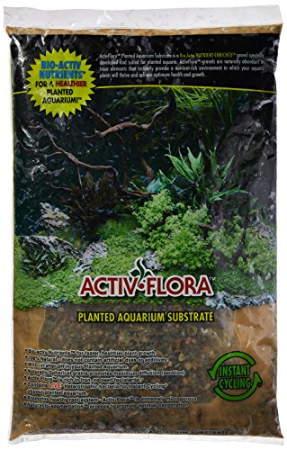 Activ-Flora Lake Gems for Aquarium, 20-Pound (Best Soil Substrate For Planted Aquarium)