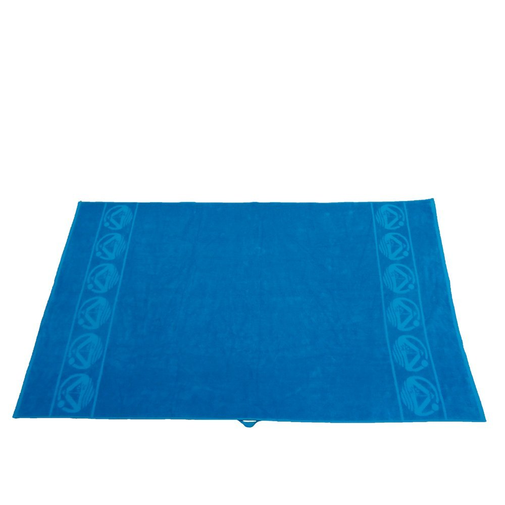 Amazon.com: Outdoorer Beachfex, beach towel, bath towel, gym towel extra large, in green or blue, made of cotton (Blue) by Outdoorer: Home & Kitchen