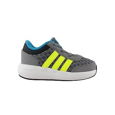adidas Cloudfoam Race Inf, Chaussures de Football Mixte Bébé