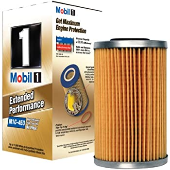 Mobil 1 M1C-453 Extended Performance Oil Filter (Pack of 2)